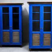 Шкаф из массива ольхи