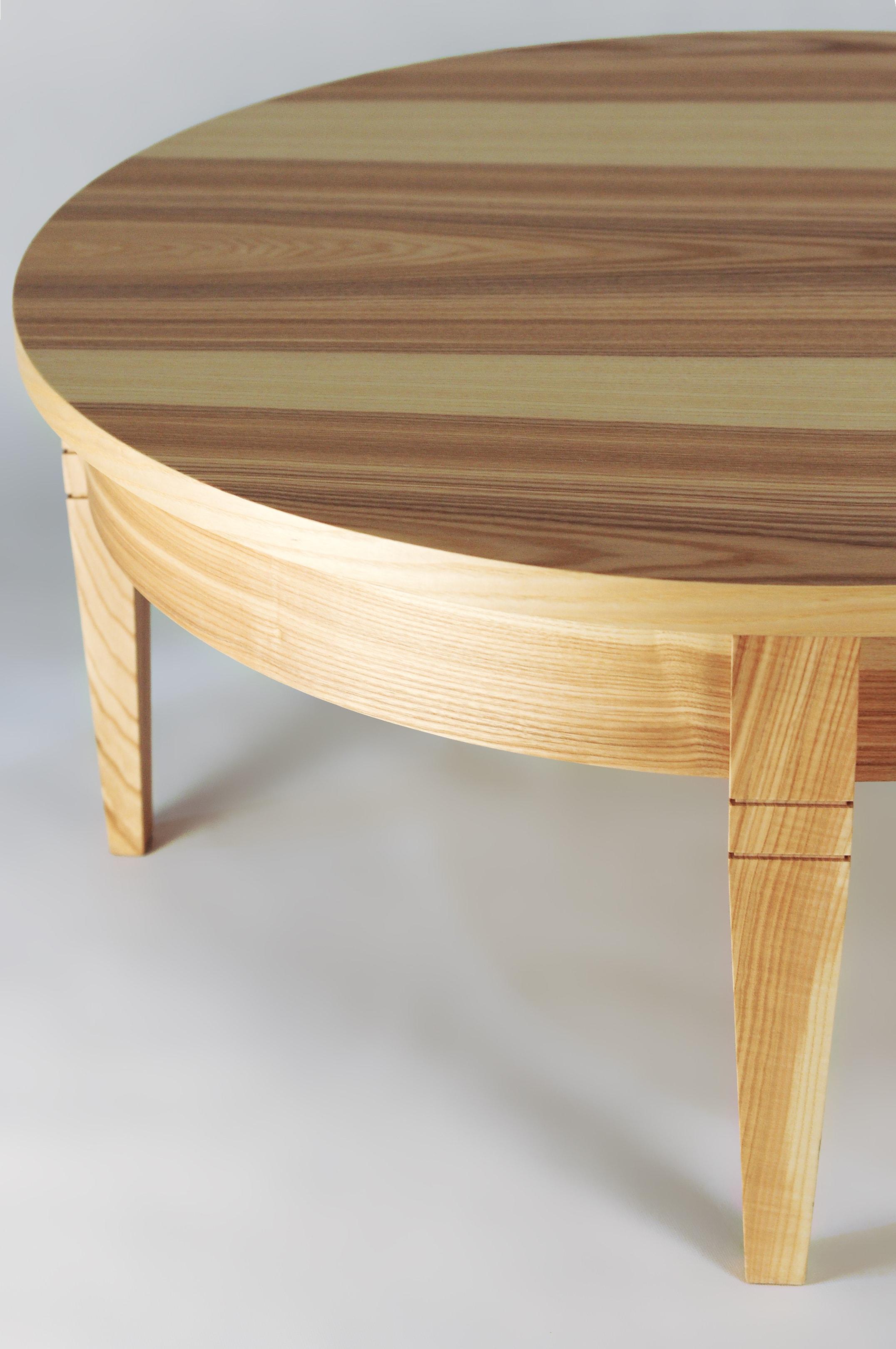 Стол кофейный из ясеня Modernist
